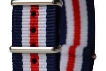 NATO Watch Straps / Stock Shots of our NATO watch straps available from: http://www.cheapnatostraps.com.au/