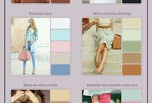 kombinasi warna fashion