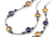 Gioielli Iride - Ispirazione Mito / Iridescente luminosità in una sinfonia di colori riflessi: la dea dell'arcobaleno prende vita attraverso il gioiello.