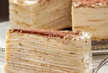 Tiramisu Cakes