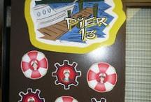 Pirate theme classroom ideas