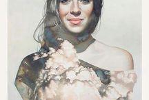 акварель - портрет