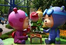 Seoulland - Characters / Seoulland - Characters