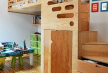 Self Build: Kids Rooms / Ideas for our self build project at Graven Hill, Bicester