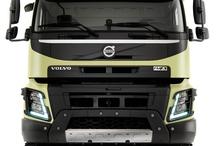 T VOLVO TRUCKS FMX / Truck of the Swedish brand VOLVO,new FMX series.