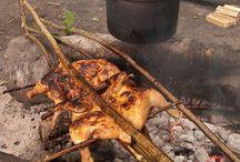 Bushcraft Cooking Recipes