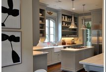 Kitchens / by Sharon Sellers