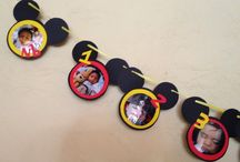 Micky Mouse everywhere