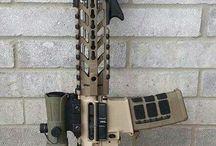 Fusiles de precisión