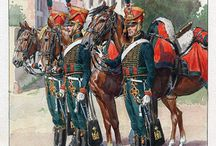 Francia, Guardia, Chasseurs a Cheval