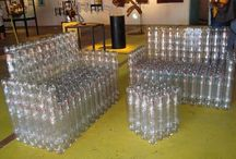 plastic bottles furniture diy
