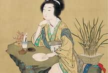Painting - Japanese Artists