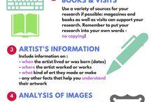 art research help