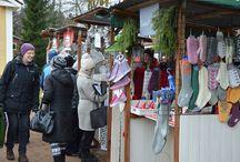 Entisajan joulumarkkinat 2015 / Entisajan joulumarkkinoita vietetään Oulunsalossa 14.–15. marraskuuta. Oulunsalon kotiseutumuseon idyllisessä pihapiirissä ja kirkon ympäristössä järjestetään neljättä kertaa Entisajan joulumarkkinat -tapahtuma. Näillä aitoa entisajan tunnelmaa henkivillä markkinoilla voi ostaa itsetehtyjä käsitöitä, leivonnaisia sekä muita joulun herkkuja tai tulla vain nauttimaan lukuisista musiikkiesityksistä ja entisajan markkinahumusta. Paikalla on lähes sata myyjää kojuissa ja teltoissa sekä sisätiloissa.