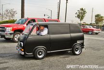 kei-cars & big vans