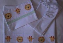 lençol de berço