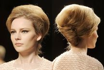 editorial/runway hair / by Marcy Hodel