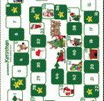 Kerstspelletjes maken