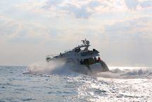 Gaffe Motor Yacht for Rent in Italy