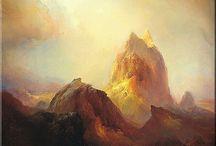 Art | Painting Epicscapes