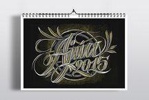 Calendario / Claase calendario inspiración