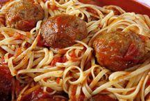 Dinner - Italian / by Teresa Sigler-Collingwood