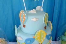 Naming Day Cakes