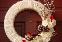 Wreaths / by Rachel Ziehnert