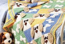 Háčkované deky (afghan)