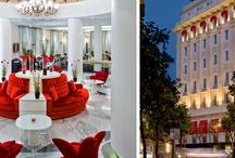 Hotels / by Lorena Facchinetti