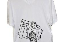 t-shirt / Tutto in una semplice maglia !!!!!! E più