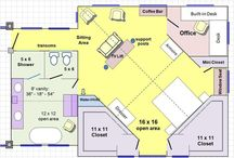 Master Suite Plans