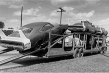 Vintage Pics of Muscle Cars