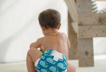 Pannolini Lavabili Teby ibridi <3 / Il tuo pannolino lavabile Teby diventa il tuo pannolino usa e getta e si trasforma anche in costume super contenitivo!