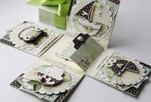 paper crafts / by Barbara Ocaña