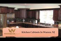 Kitchen Cabinets In Warren, NJ