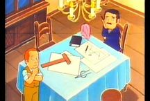 Dibujos animados educativos / Series y películas de dibujos para todas las edades. (Este tablero es para dar a conocer la existencia de estas películas o series. Sólo pinear un capítulo de cada serie.)