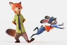 Zootopia / In Theaters March 4, 2016