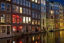 Amsterdam ♡ / Ik ben dol op Amsterdam! / by Marije Vermeulen-Hes