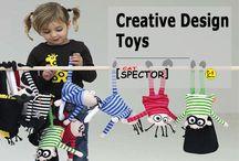Creative Design. Toys