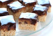 Bars and Brownies / Brownies and Bars of all kind