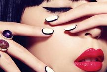 Kiss My Hand #Nails / Lovely Nails.  You may kiss my hand now.  xoxo / by Jess Gamez