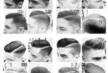 Вдохновение причёски
