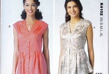Sewing patterns / Sewing patterns for clothes