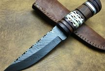 Knivar / Hantverk