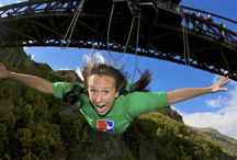 Queenstown Adventure / Queenstown's a natural playground offering a huge range of things to do, from heart-pumping adrenaline activities to hiking or biking the trails. There are no limits to your adventure!