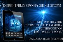 Unscheduled Departure / Originally in the Frequent Flyers anthology - now a stand alone short story!