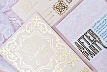 Antique Inspired Stationary