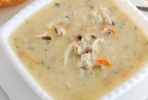 Soup / by Marcy Crandall