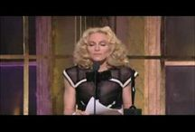 Madonna TV / #Madonna television moments: appearances, interviews, award shows, etc. / by Will Treese